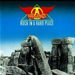 Aerosmith - Rock In A Hard Place - LP