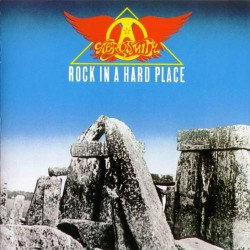 Aerosmith - Rock In A Hard Place - CD