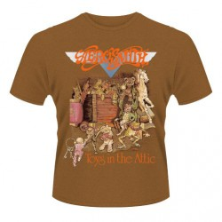 Aerosmith - Toys In The Attic - T-shirt (Men)