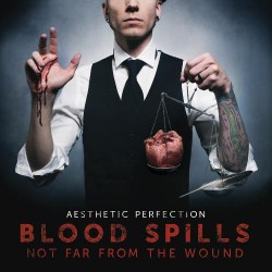 Aesthetic Perfection - Blood Spills Not Far From The Wound - CD