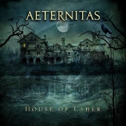 Aeternitas - House Of Usher - CD