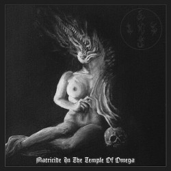 Aevangelist - Matricide In The Temple Of Omega - CD