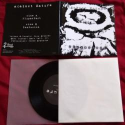 "Against Nature - Pluperfect - 7"" vinyl"