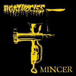 Agathocles - Mincer - CD