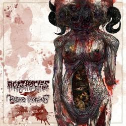 "Agathocles - Restos Humanos - Restos Agathos - 7"" vinyl"