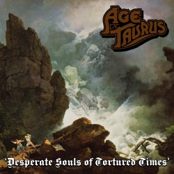 Age Of Taurus - Desperate Souls of Tortured Times - LP Gatefold