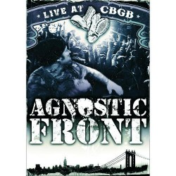 Agnostic Front - Live at CBGB - DVD + CD