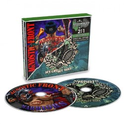 Agnostic Front - Warriors / My Life, My Way - DOUBLE CD