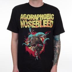 Agoraphobic Nosebleed - Ram - T-shirt (Men)