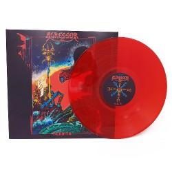 Agressor - Rebirth - DOUBLE LP GATEFOLD COLOURED + Digital