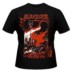 Agressor - Rebirth - T-shirt (Men)