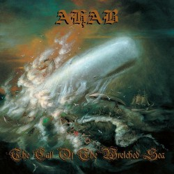 Ahab - The Call of the Wretched Sea - DOUBLE LP Gatefold