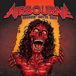 Airbourne - Breakin' Outta Hell - CD