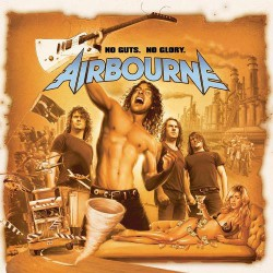Airbourne - No Guts, No Glory - CD