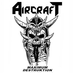 Aircraft - Maximum Destruktion - CD