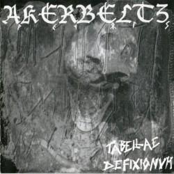 Akerbeltz - Tabellae defixionum - CD