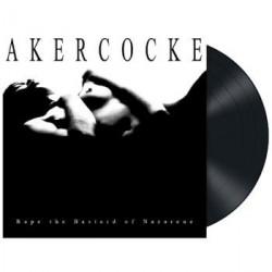 Akercocke - Rape Of The Bastard Nazarene - LP