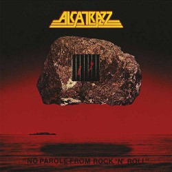 Alcatrazz - No Parole from Rock'n'Roll - DOUBLE LP GATEFOLD COLOURED