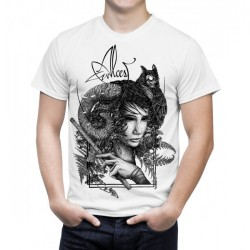 Alcest - Faun (White) - T-shirt (Men)