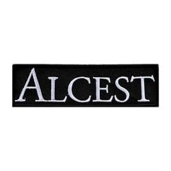 Alcest - Logo - Patch