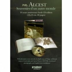 Alcest - Souvenirs D'Un Autre Monde - CD ARTBOOK