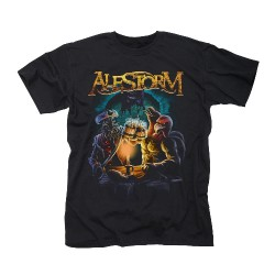 Alestorm - 25 Years - T-shirt (Men)
