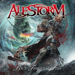 Alestorm - Back Through Time - CD