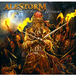 Alestorm - Black Sails at Midnight - CD