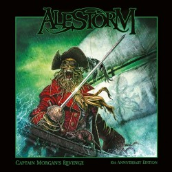 Alestorm - Captain Morgan's Revenge - 10th Anniversary Edition - 2CD DIGIBOOK