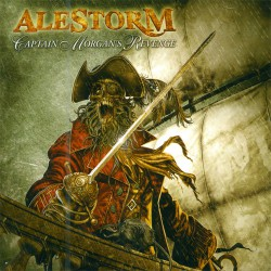 Alestorm - Captain Morgan's Revenge - CD