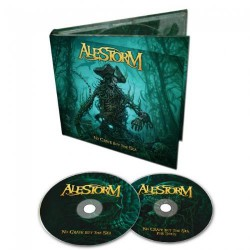 Alestorm - No Grave But The Sea - 2CD MEDIABOOK