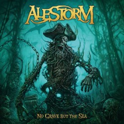 Alestorm - No Grave But The Sea - LP Gatefold