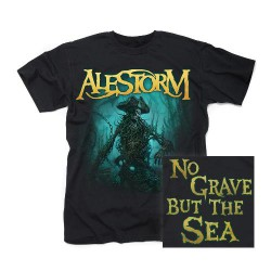 Alestorm - No Grave But The Sea - T-shirt