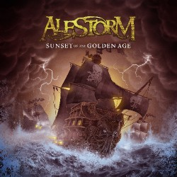 Alestorm - Sunset on the Golden Age - CD