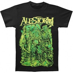 Alestorm - Take No Prisoners - T-shirt (Men)