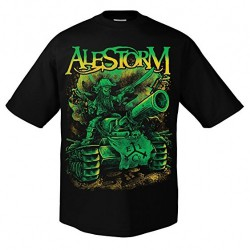 Alestorm - Trenches And Mead - T-shirt (Men)