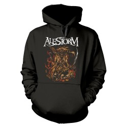 Alestorm - We Are Here To Drink Your Beer! - HOODED SWEAT SHIRT (Men)