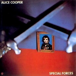 Alice Cooper - Special Forces - LP COLOURED