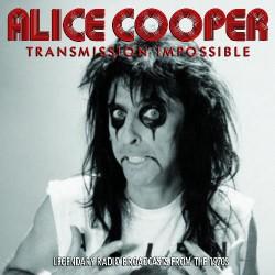 Alice Cooper - Transmission Impossible - 3CD