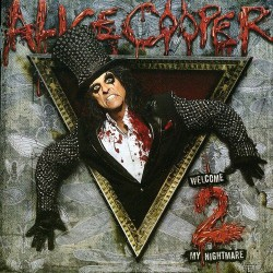 Alice Cooper - Welcome 2 My Nightmare - CD