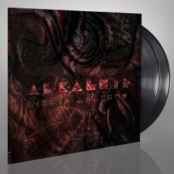 Alkaloid - Liquid Anatomy - DOUBLE LP Gatefold + Digital