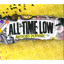 All Time Low - Nothing Personal - CD SLIPCASE
