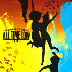 All Time Low - So Wrong, It's Right - CD SLIPCASE