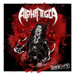 Alpha Tiger - Identity - LP GATEFOLD + CD