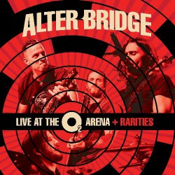 Alter Bridge - Live At The O2 Arena + Rarities - 3CD DIGIPAK SLIPCASE