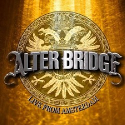 Alter Bridge - Live From Amsterdam - CD + DVD Digipak