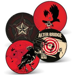 Alter Bridge - The Last Hero - Double LP picture gatefold