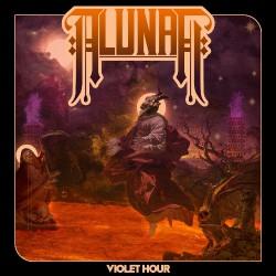 Alunah - Violet Hour - LP COLOURED
