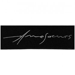 Amesoeurs - Logo - EMBROIDERED PATCH