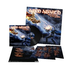 Amon Amarth - Deceiver Of The Gods - LP
